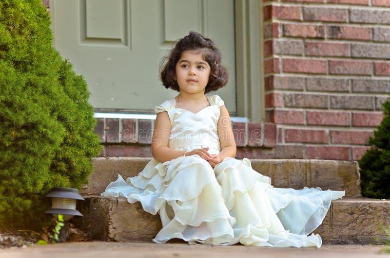 Download Fairy child stock photo. Image of girl, doorway, deck - 5994794