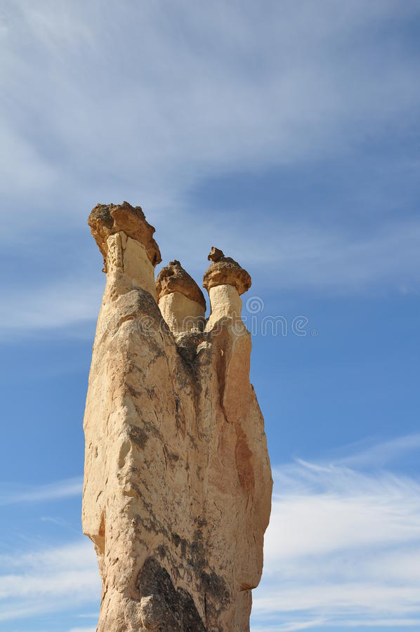 Free Fairy Chimney In Cappadocia Royalty Free Stock Photos - 13815468