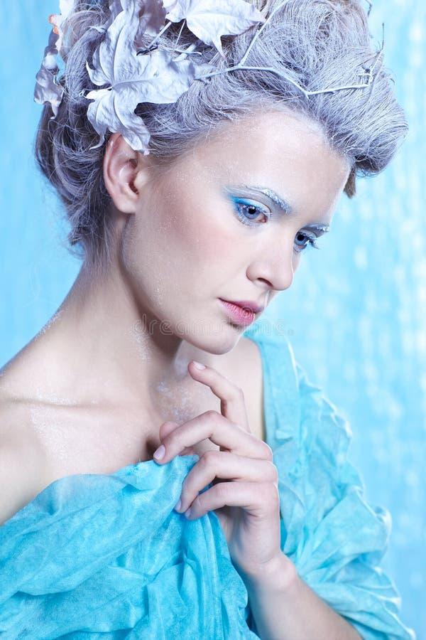 Fairy congelado foto de stock