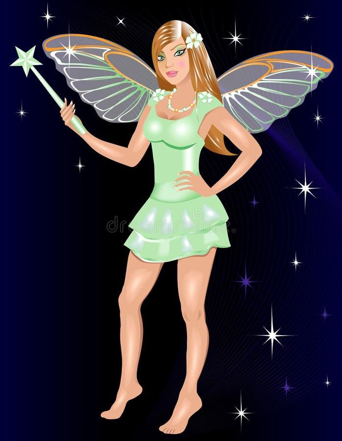 Fairy Costume Stock Photography