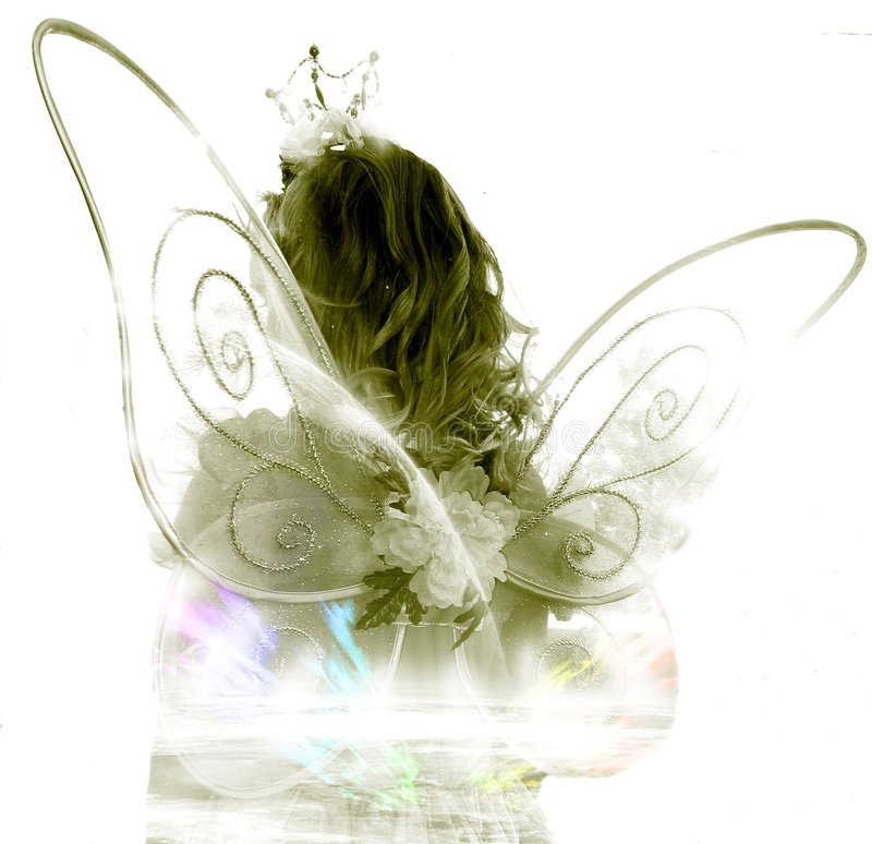Download Fairy costume stock photo. Image of enchanting, dress - 3521674