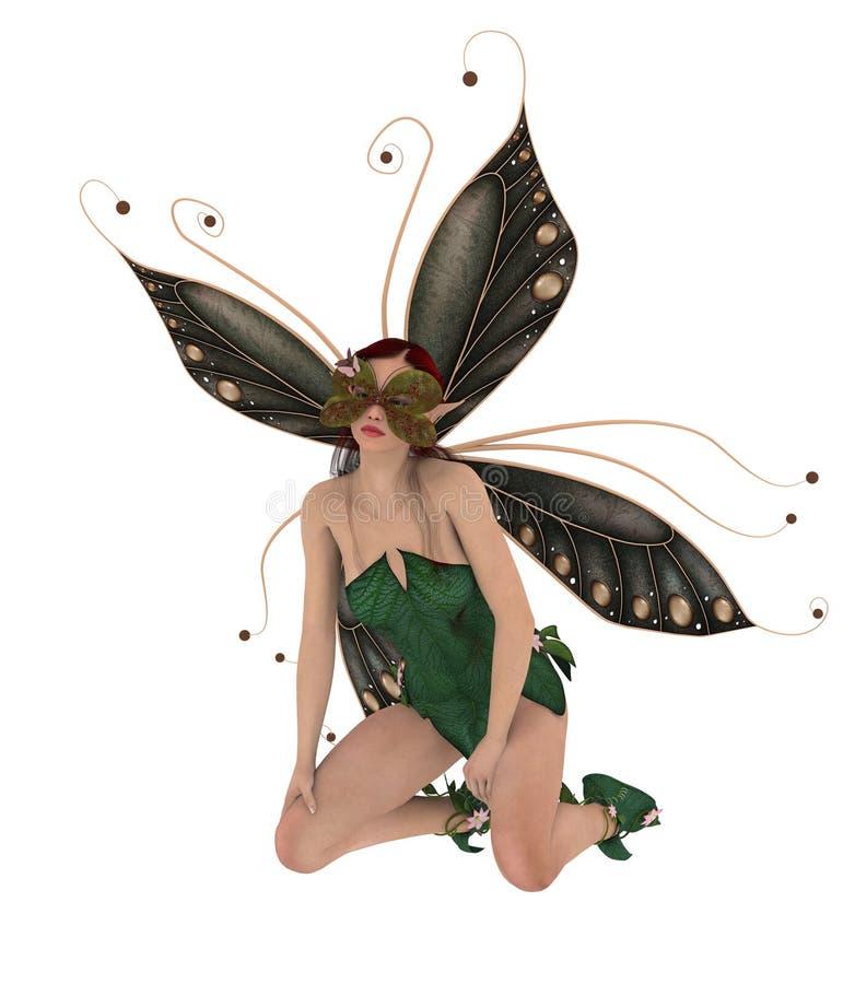 Fairy royalty free stock photo