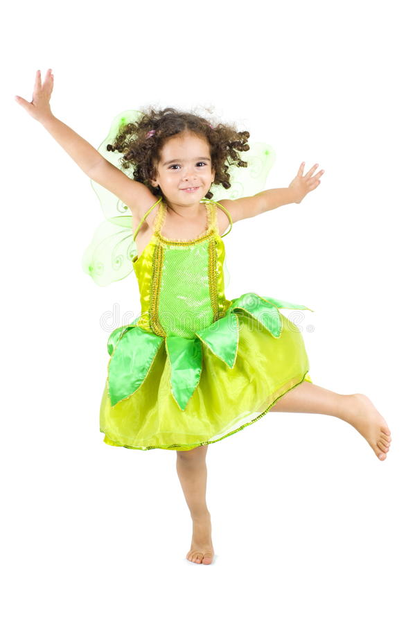 Fairy da mola fotos de stock