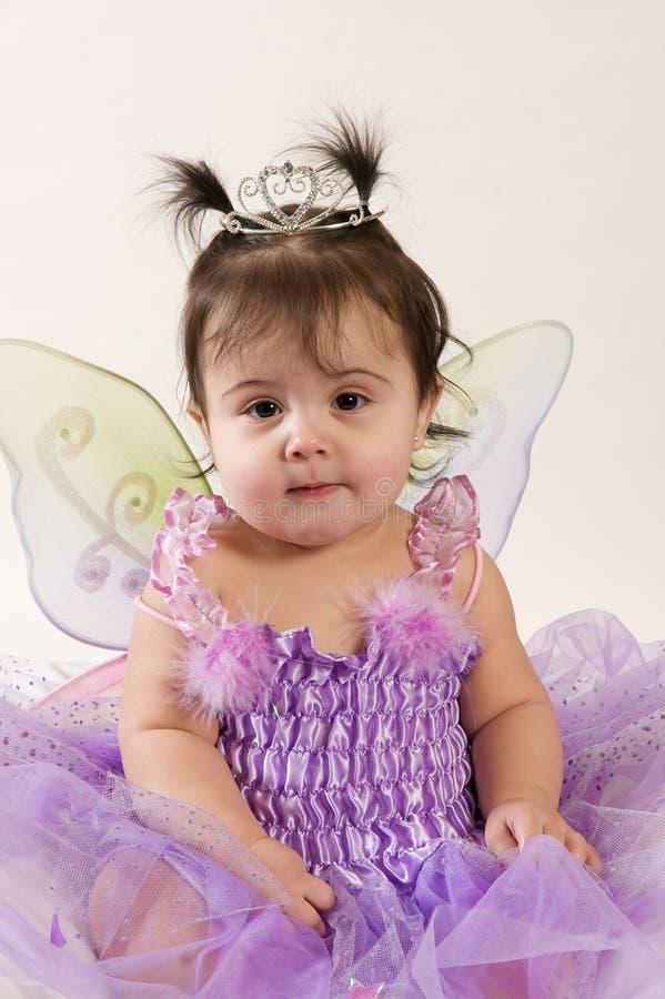 Fairy da princesa imagem de stock