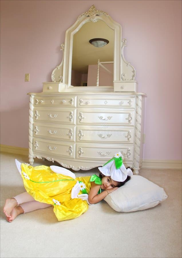 Fairy del fiore immagine stock libera da diritti