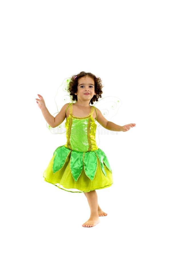 Fairy della sorgente immagine stock