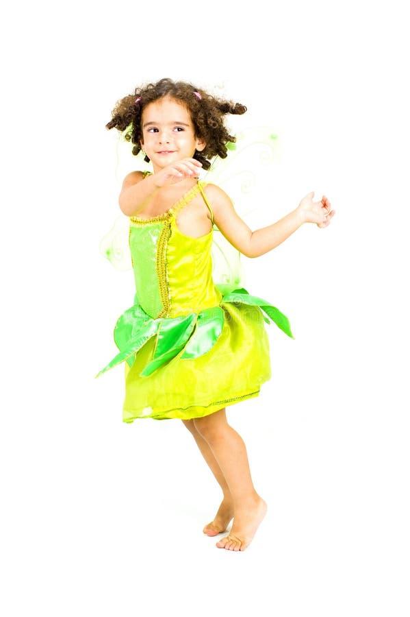 Fairy della sorgente immagini stock libere da diritti