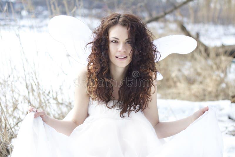 Fairy della sorgente immagine stock libera da diritti
