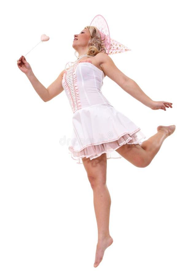 Fairy di amore fotografia stock libera da diritti