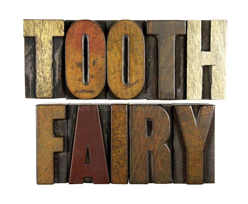 Fairy di dente immagini stock libere da diritti