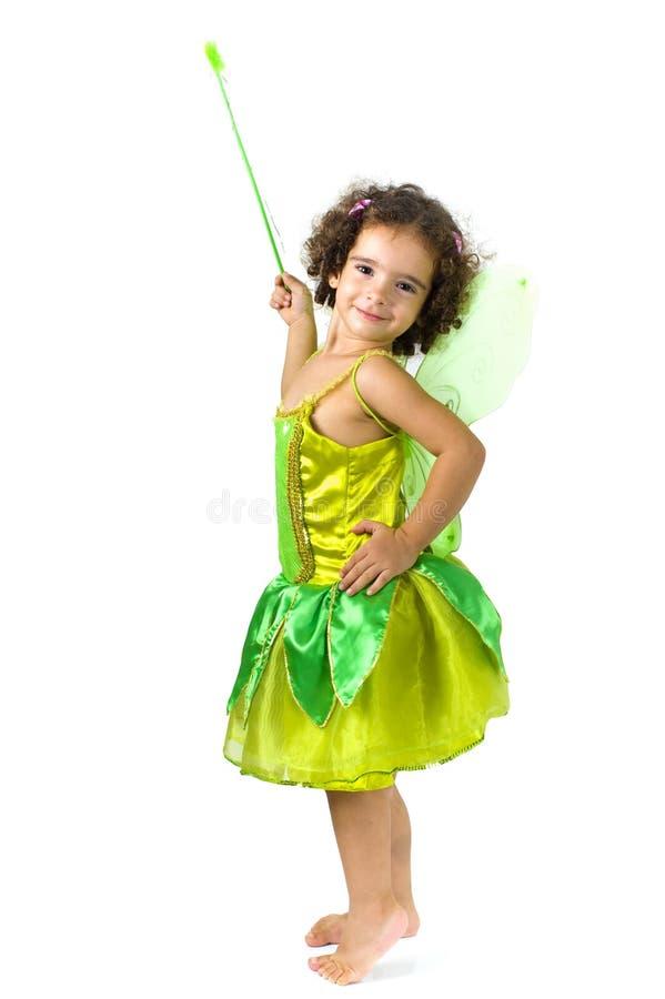 Fairy ecológico fotografia de stock royalty free