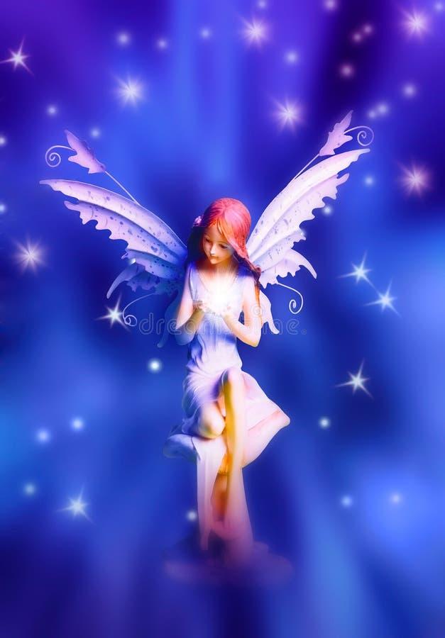 Fairy elf vector illustration