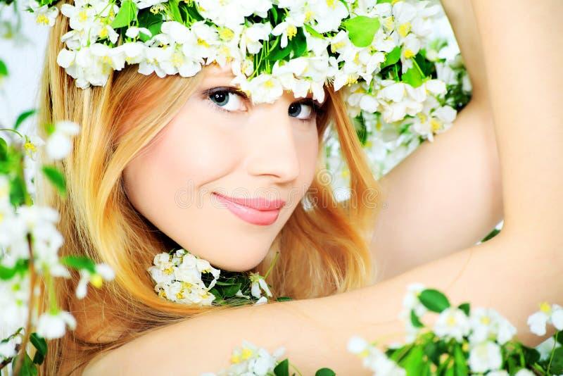 Fairy girl stock photos