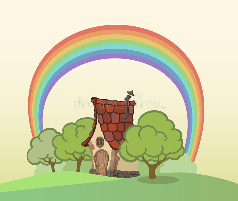 Download Fairy House Stock Photography - Image: 14323062