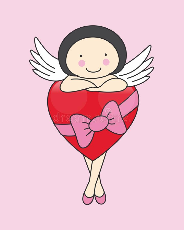 Download Fairy Of Love Stock Photo - Image: 23385300