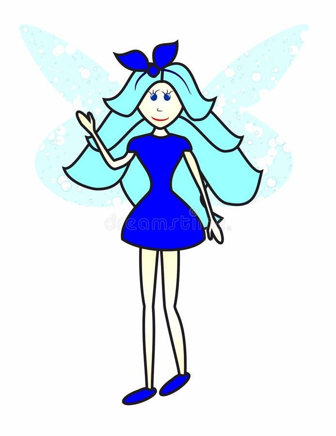 Fairy3 royalty free stock photo