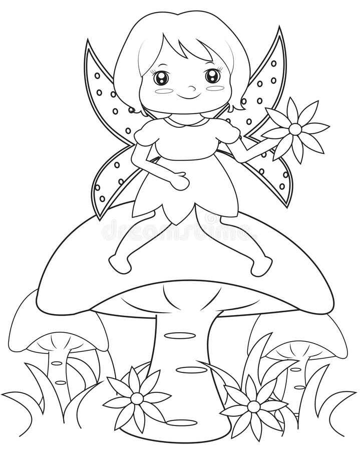 Mushroom coloring page | Printable coloring pages | 900x719