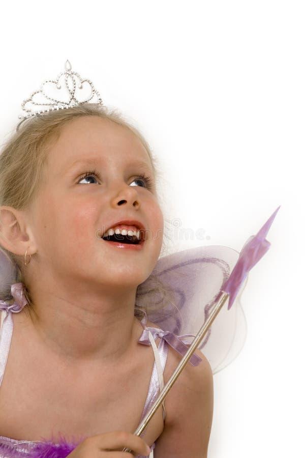 Fairy pequeno foto de stock royalty free
