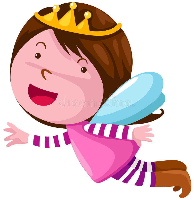 Download Fairy princess stock vector. Image of little, creative - 21820294