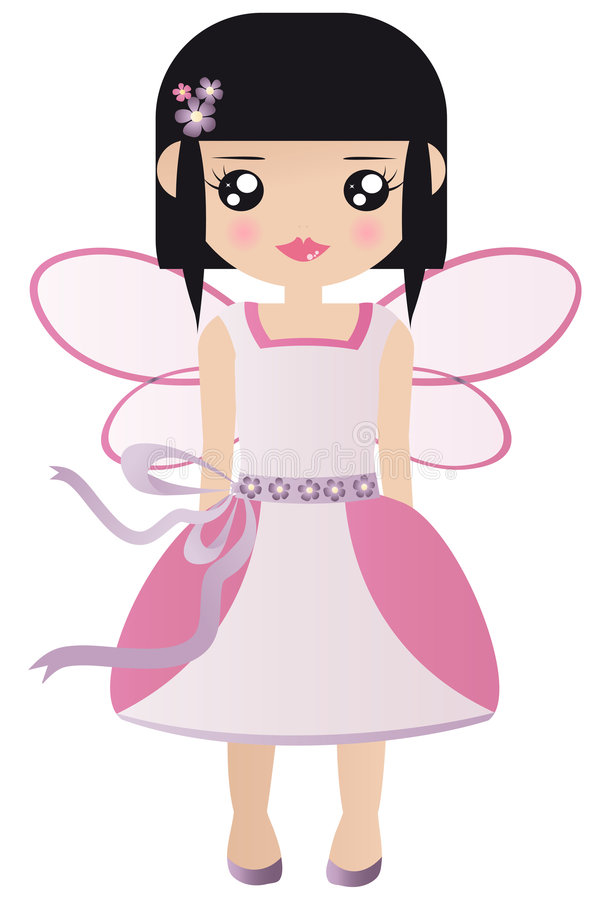 Fairy Princess royalty free illustration