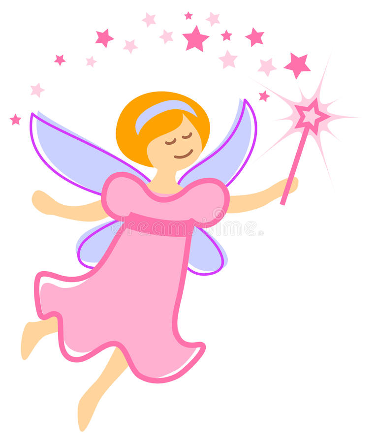 Download Fairy Princess/ai stock vector. Image of female, wings - 25507885