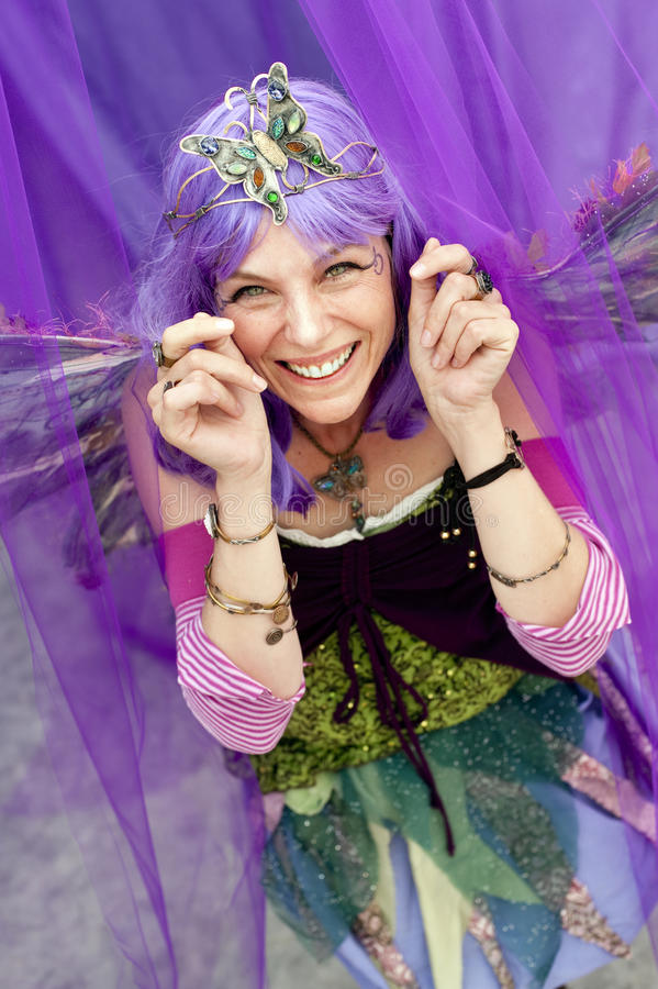 Download Fairy Queen Royalty Free Stock Photo - Image: 20076385