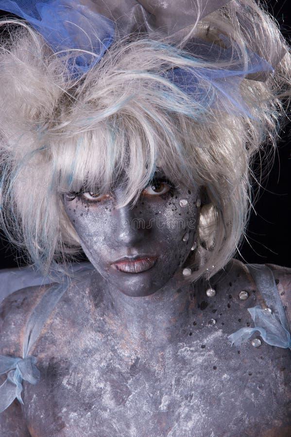 Fairy scuro fotografia stock libera da diritti
