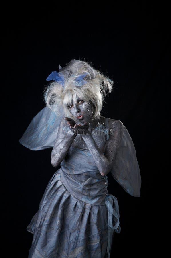 Fairy scuro immagini stock