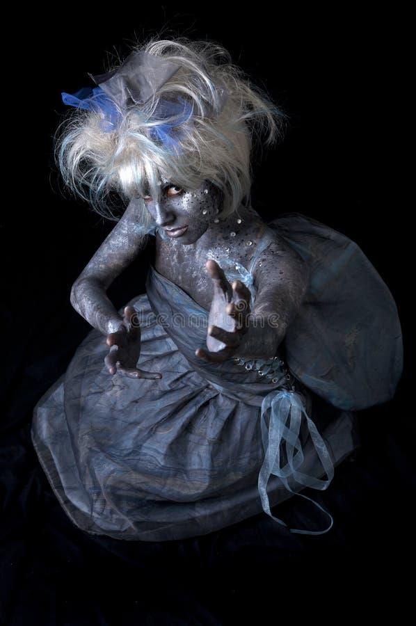 Fairy scuro immagini stock libere da diritti