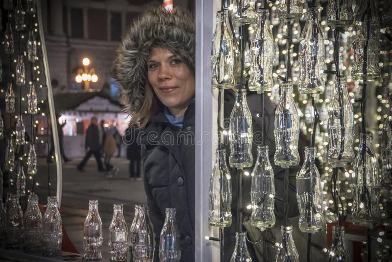 A Fairy Tale of Belgrade royalty free stock photo