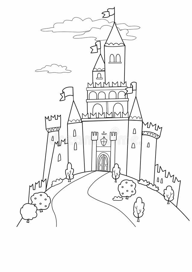 Free Fairy Tale Castle Royalty Free Stock Images - 19320959