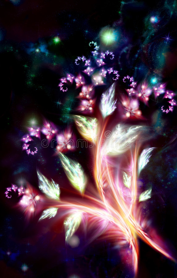 Free Fairy-tale Flowering Plant Stock Image - 8384661