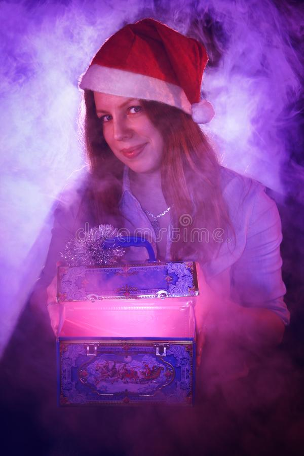 Free Fairy-tale Gift Royalty Free Stock Photography - 113490297