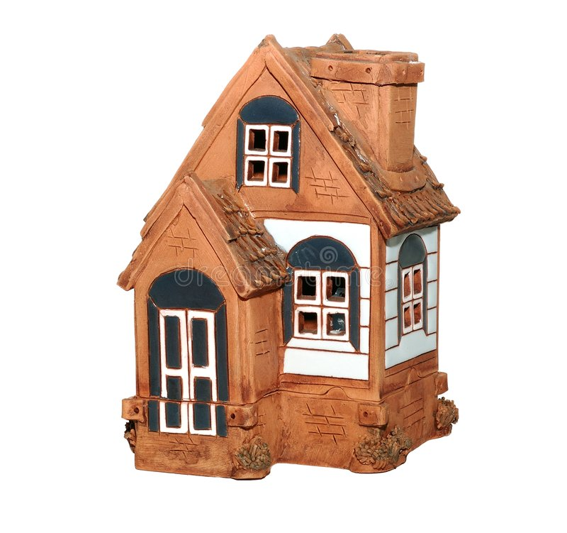 Fairy-tale house royalty free stock photo