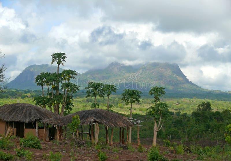 Fairy-tale Mosambik. Lizenzfreie Stockfotos