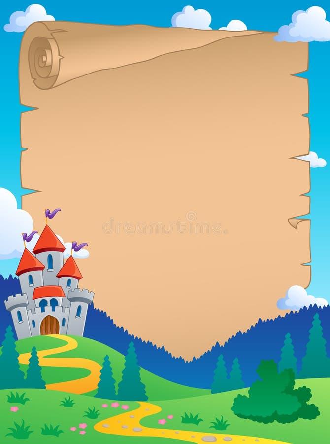 Download Fairy Tale Theme Parchment 4 Stock Vector - Illustration: 26270518