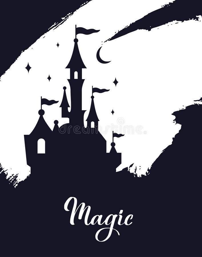 Castle Wizard Stock Illustrations – 710 Castle Wizard Stock