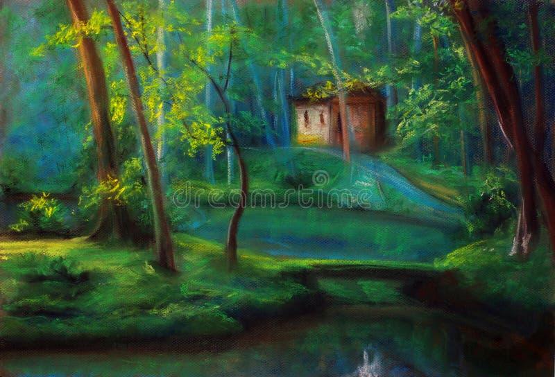 Fairy tales stock illustration