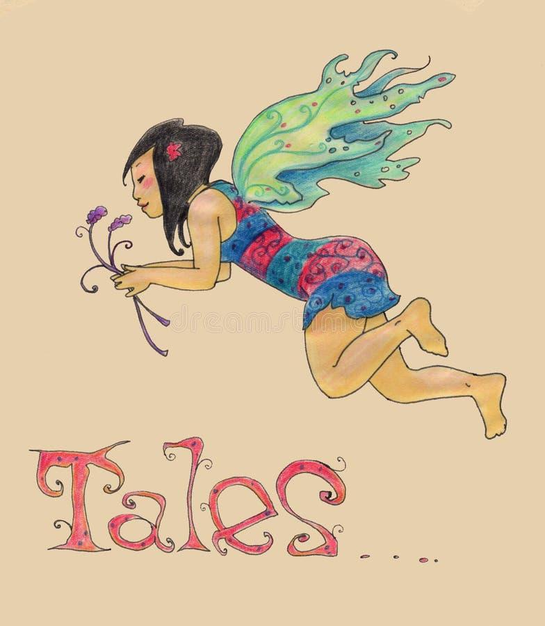 Download Fairy tales stock illustration. Illustration of legend - 8539720