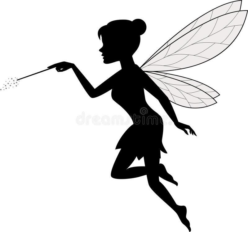Free Fairy Waving Her Wand Royalty Free Stock Photo - 78243175