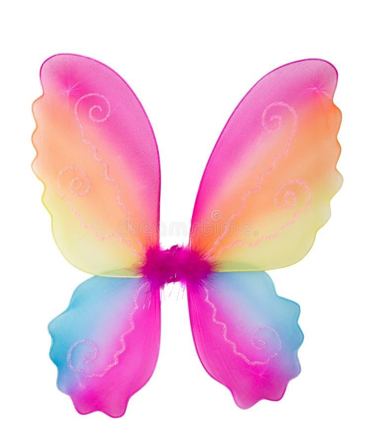 Fairy wings royalty free stock photo