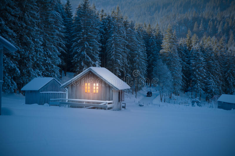 Download Fairytale Hut Stock Photo - Image: 83712166