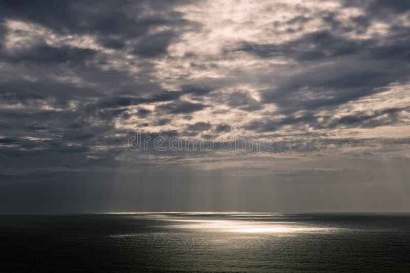 Faisceau de Sun images libres de droits