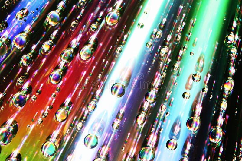 Faisceaux de lumière image libre de droits