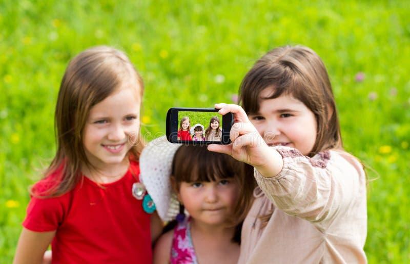 Faisons un certain Selfies ! photos stock
