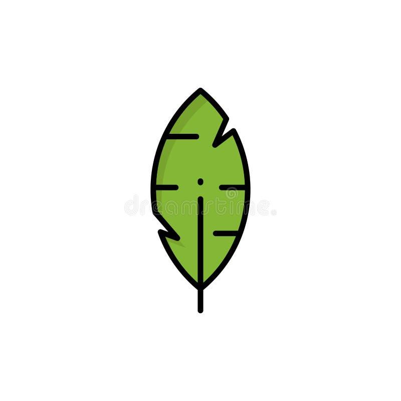 Faites varier le pas, encrez, écrivez de l'icône plate de couleur Calibre de bannière d'icône de vecteur illustration stock