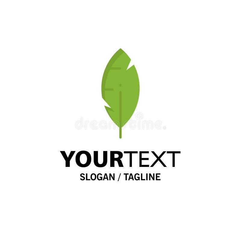 Faites varier le pas, encrez, écrivez des affaires Logo Template couleur plate illustration de vecteur