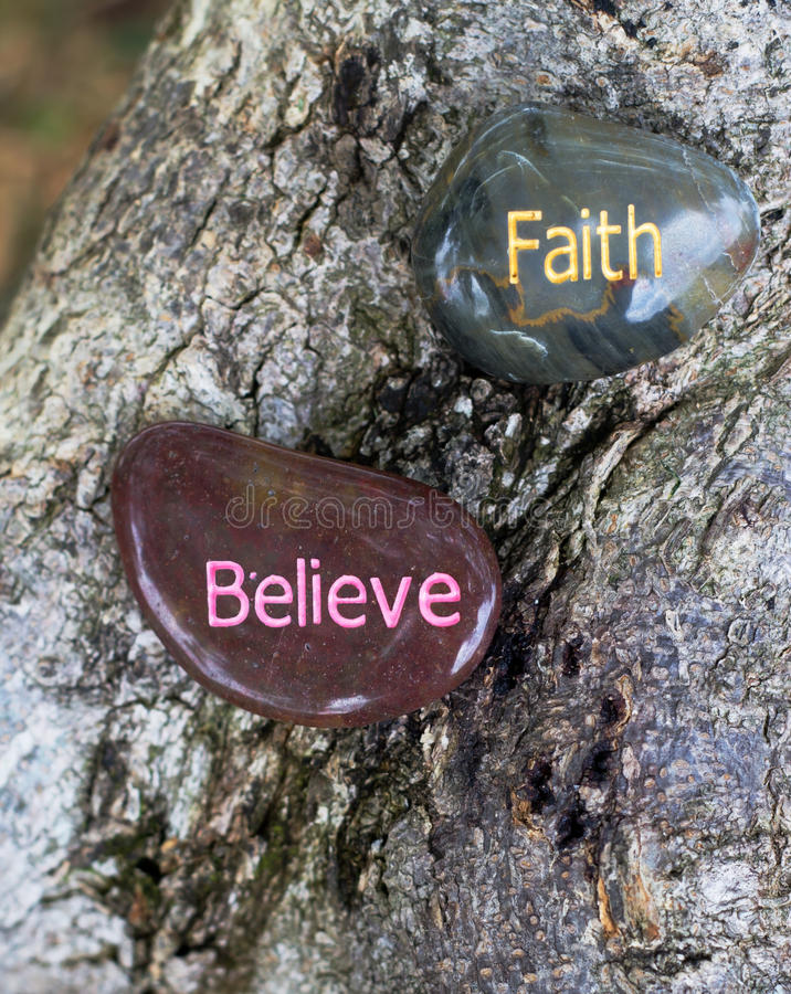 Download Faith and Believe stock image. Image of trustworthy, drive - 24294981