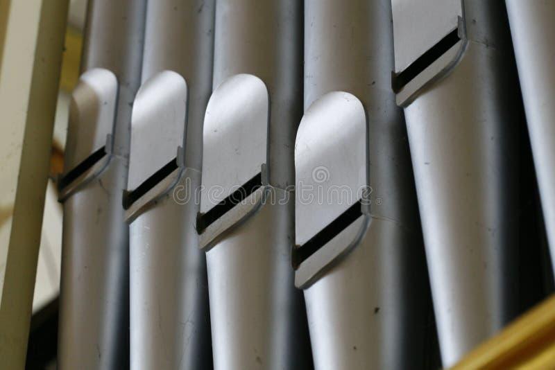 Fajczany organ, drymby zdjęcia royalty free