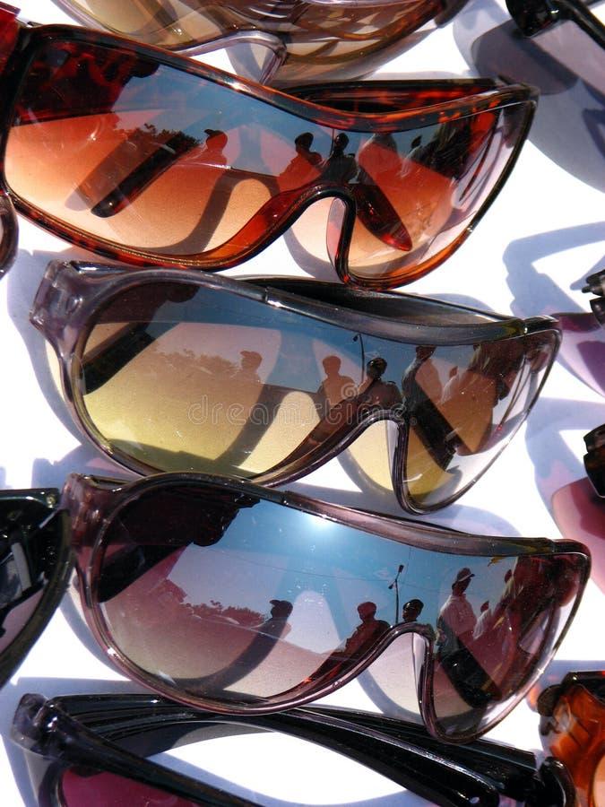 fajne okulary zdjęcia stock